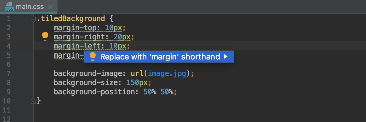replace-with-shorthand-safe