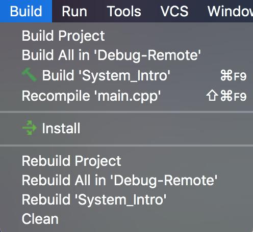 build_menu