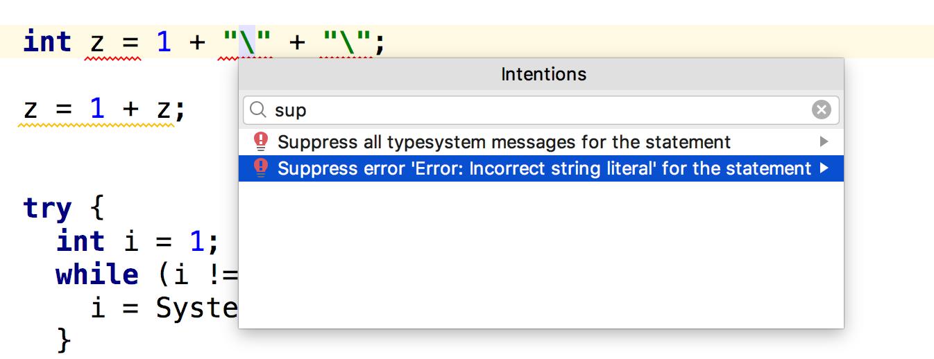 UI:UX_Supress Specific error_7