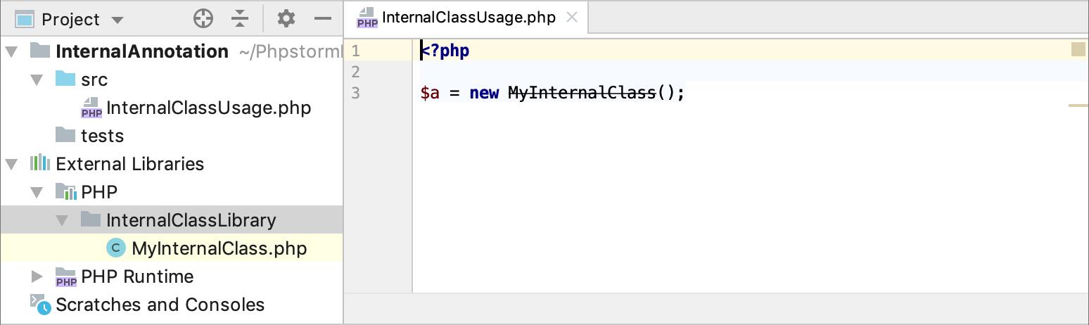 internal-class-usage-lib