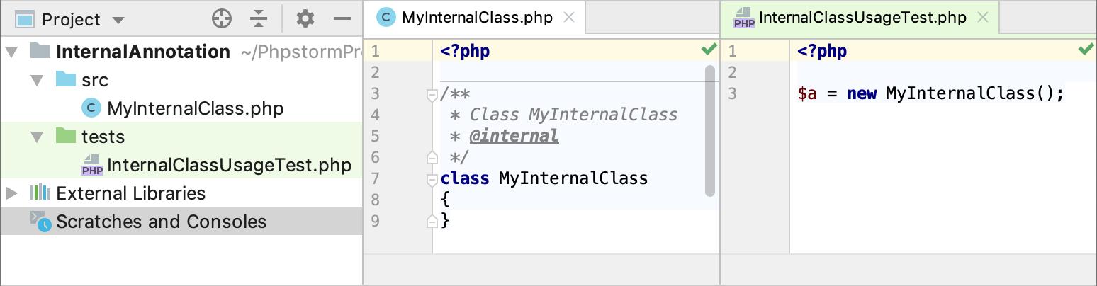 internal-class-usage-tests
