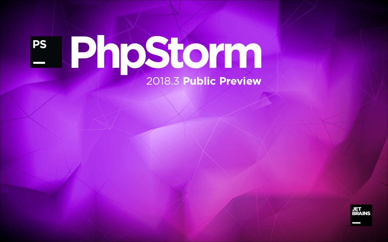 PhpStorm 2018.3 Public Preview