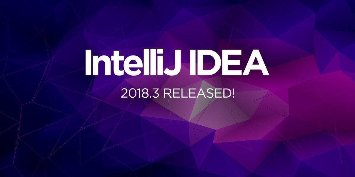 IntelliJ IDEA 2018.3