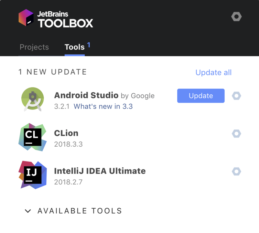 What's new in Toolbox App 1.13