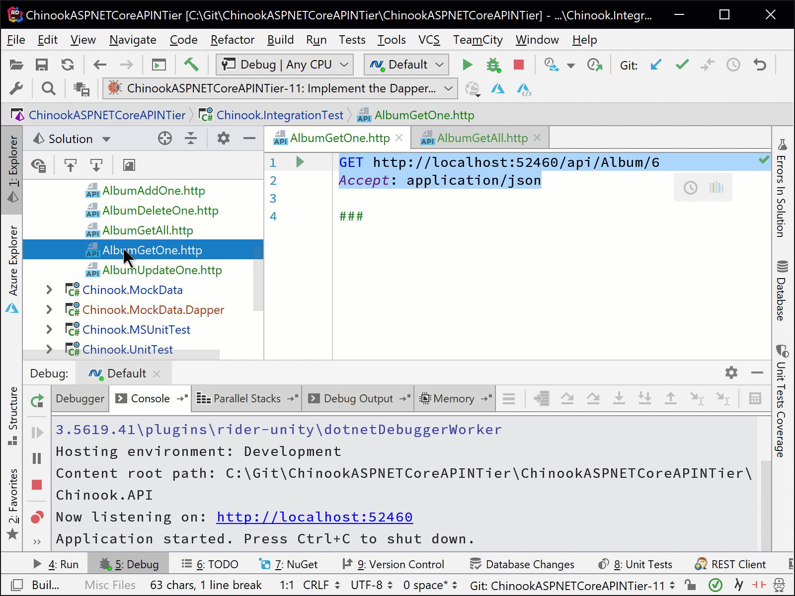 Rider-HTTPRequest-Execute