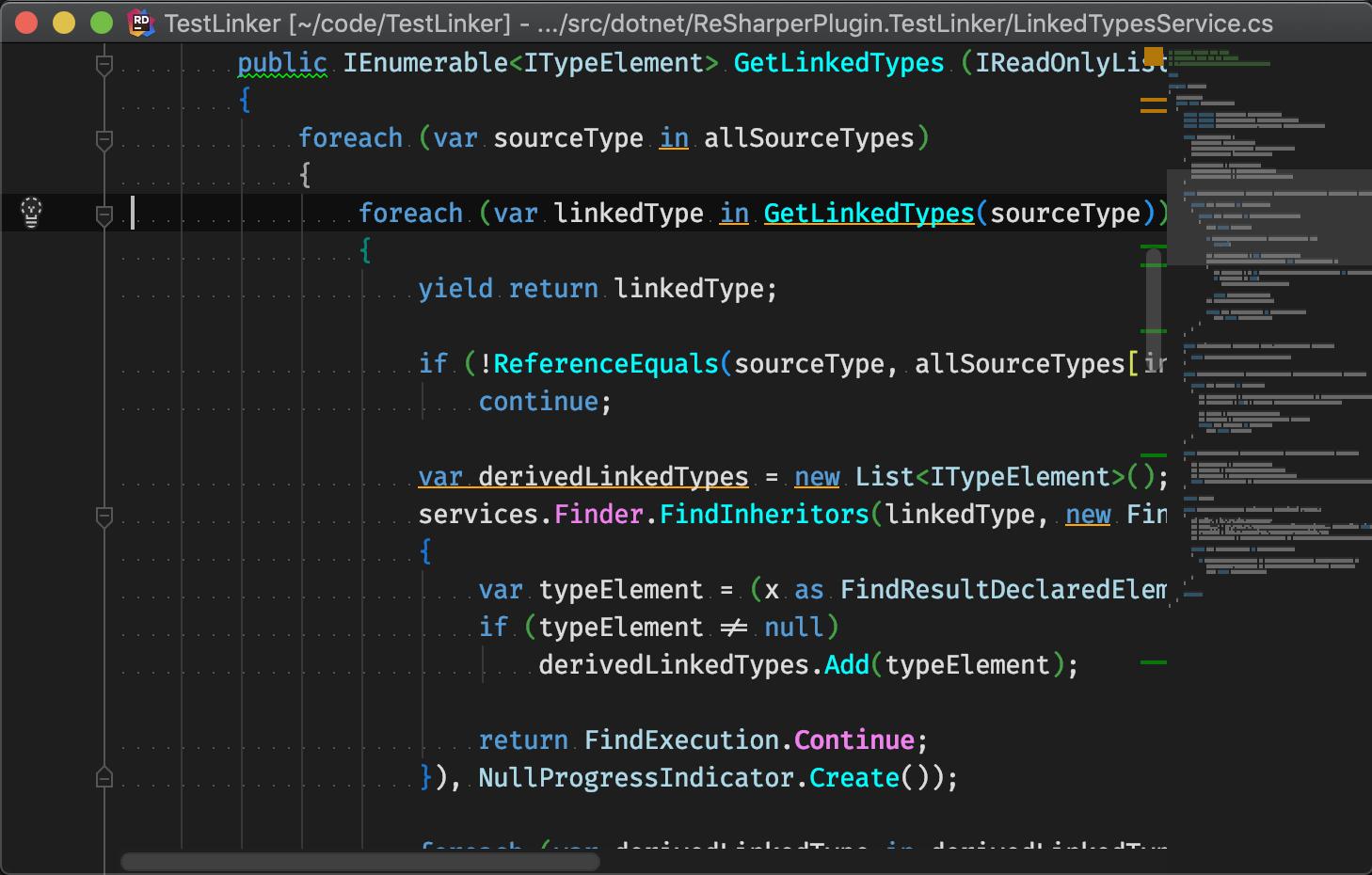 CodeGlance plugin
