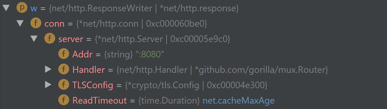 debugger addresses - optimized
