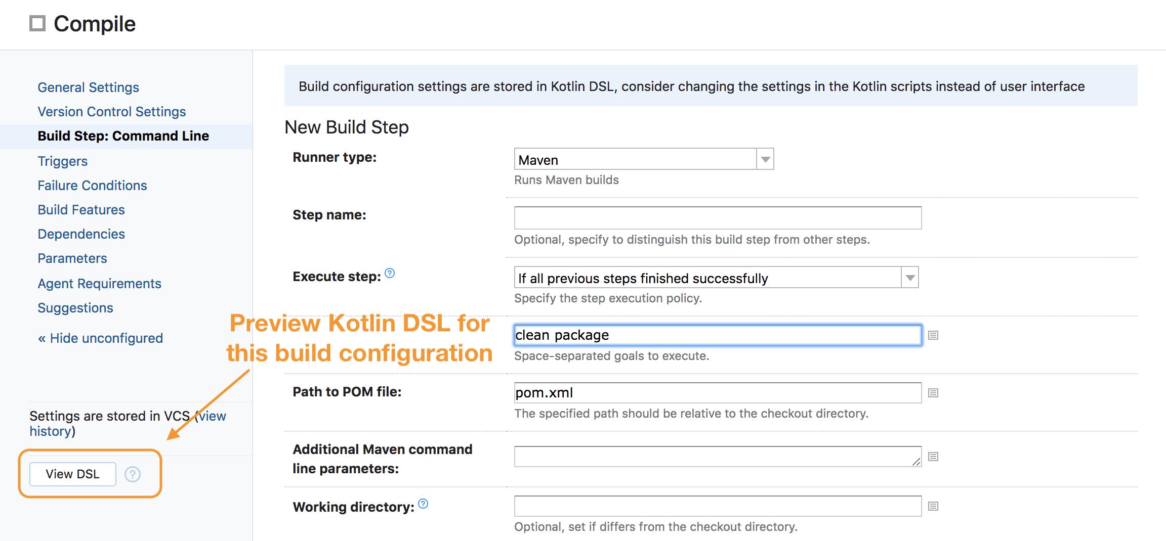 Preview Kotlin DSL toggle