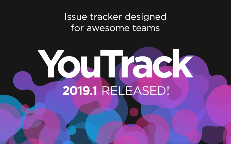 YouTrack 2019.1