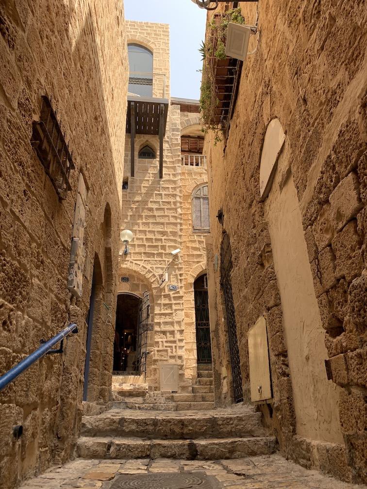 Jaffa city