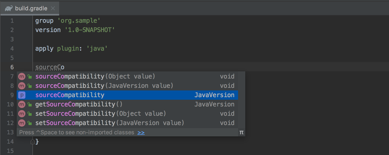 GradleJavaCompatibility