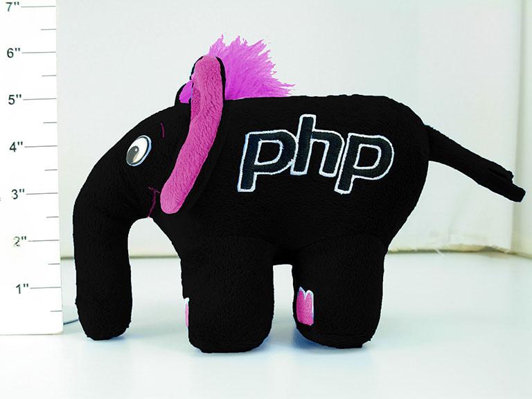 PhpStorm Elephpant Mock-up