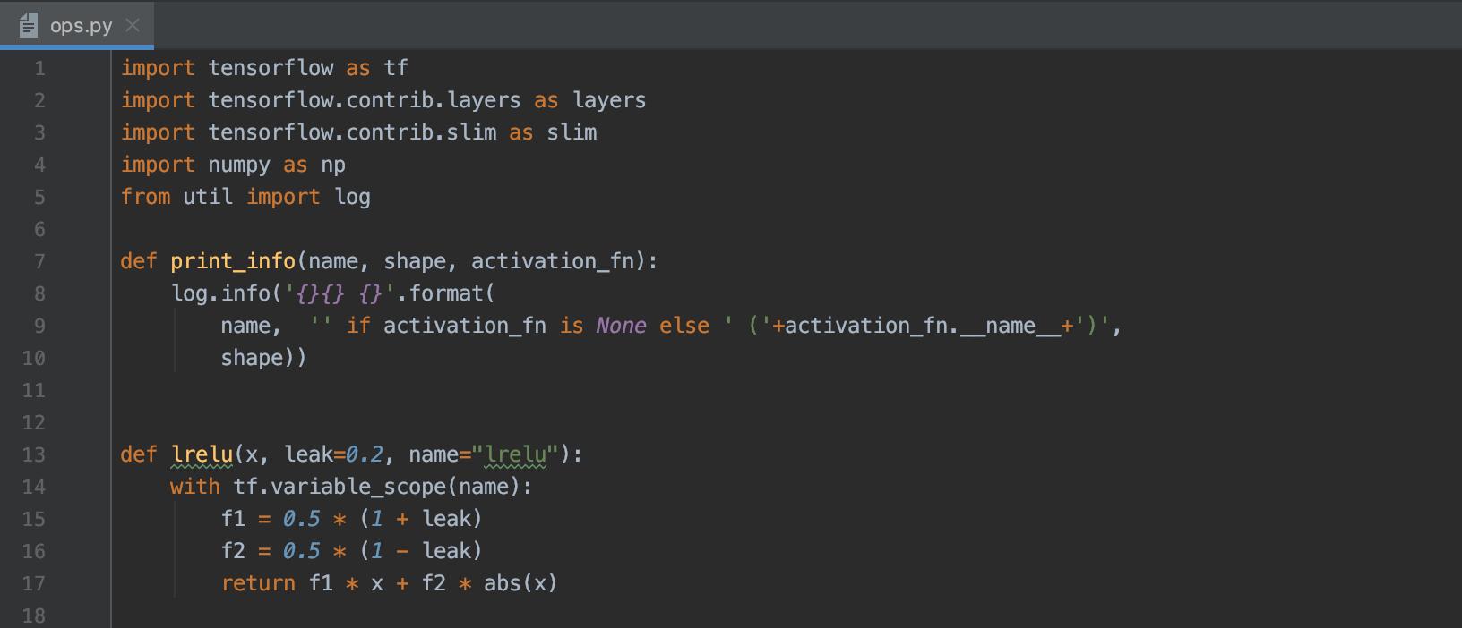 syntax_highlightning_python_dark