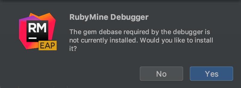 Install debugging gems