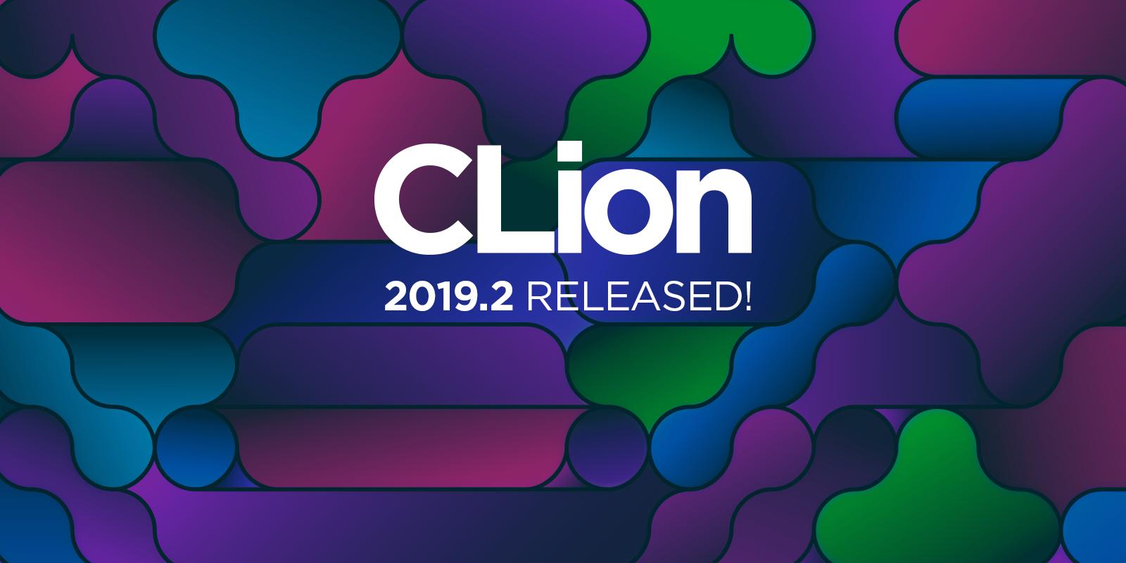 CLion 2019.2 banner
