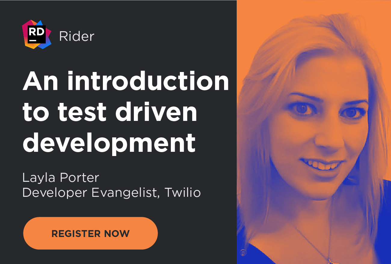 Webinar - TDD and the Terminator - An introduction to Test Driven Development