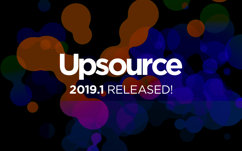 Upsource 2019.1 est disponible