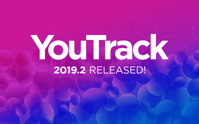 Publication de YouTrack 2019.2
