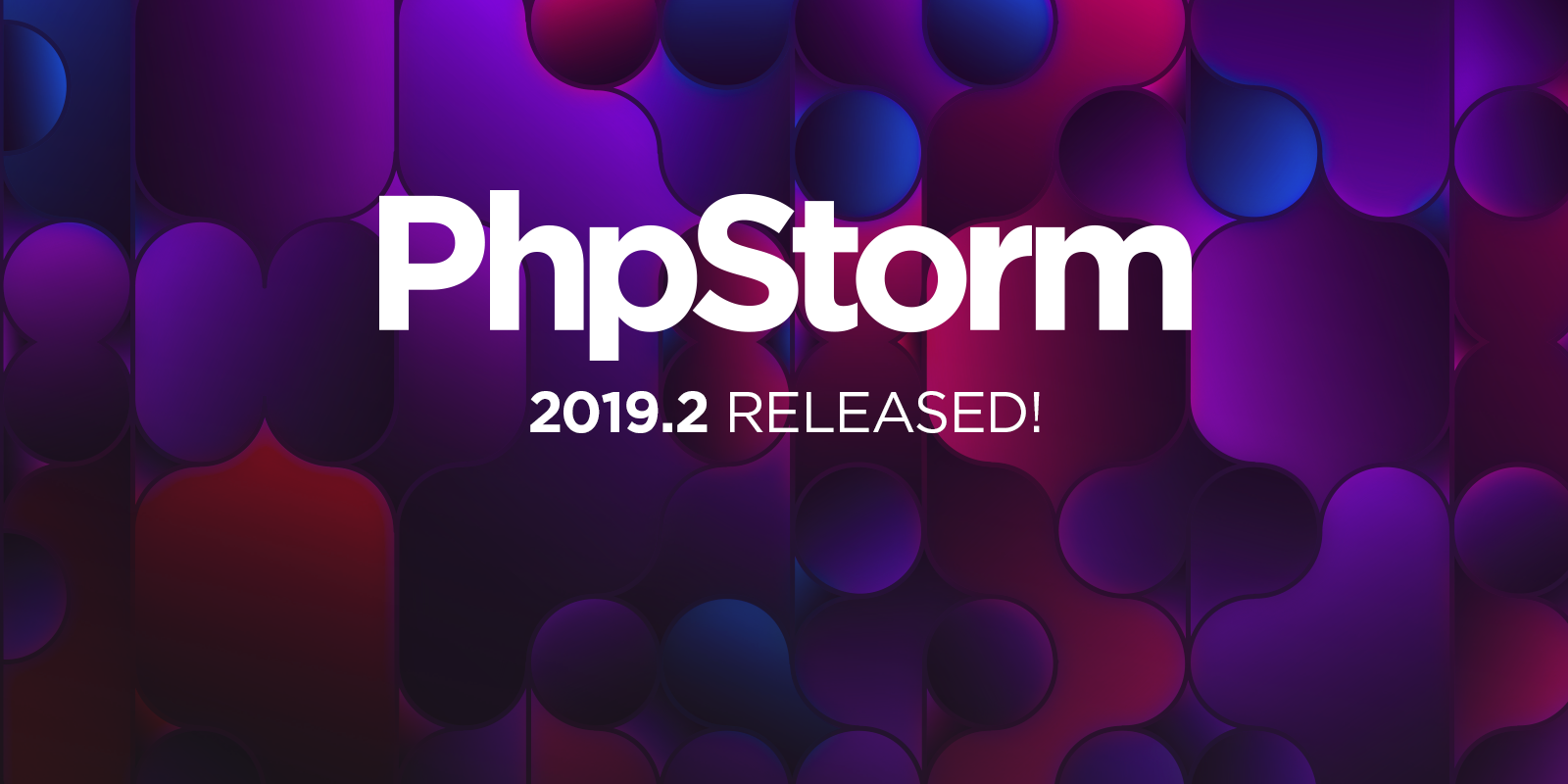 PhpStorm 2019.2 released