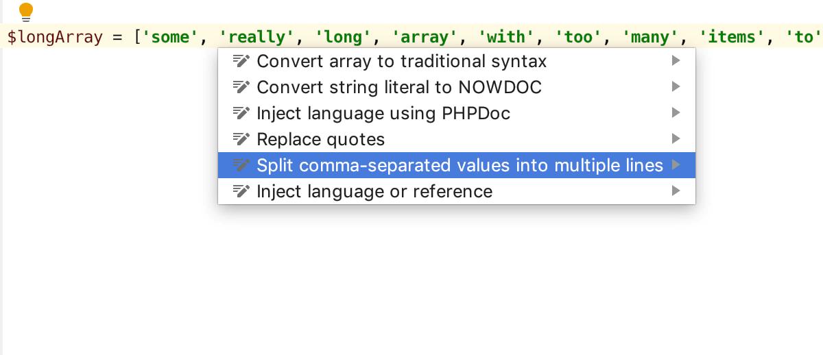 split-comma-separated-list