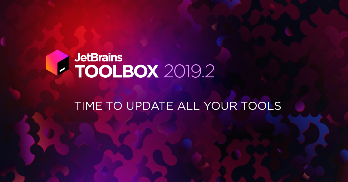 JetBrains Toolbox 2018.2