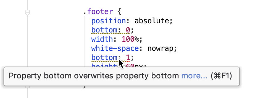 Overwrite property CSS
