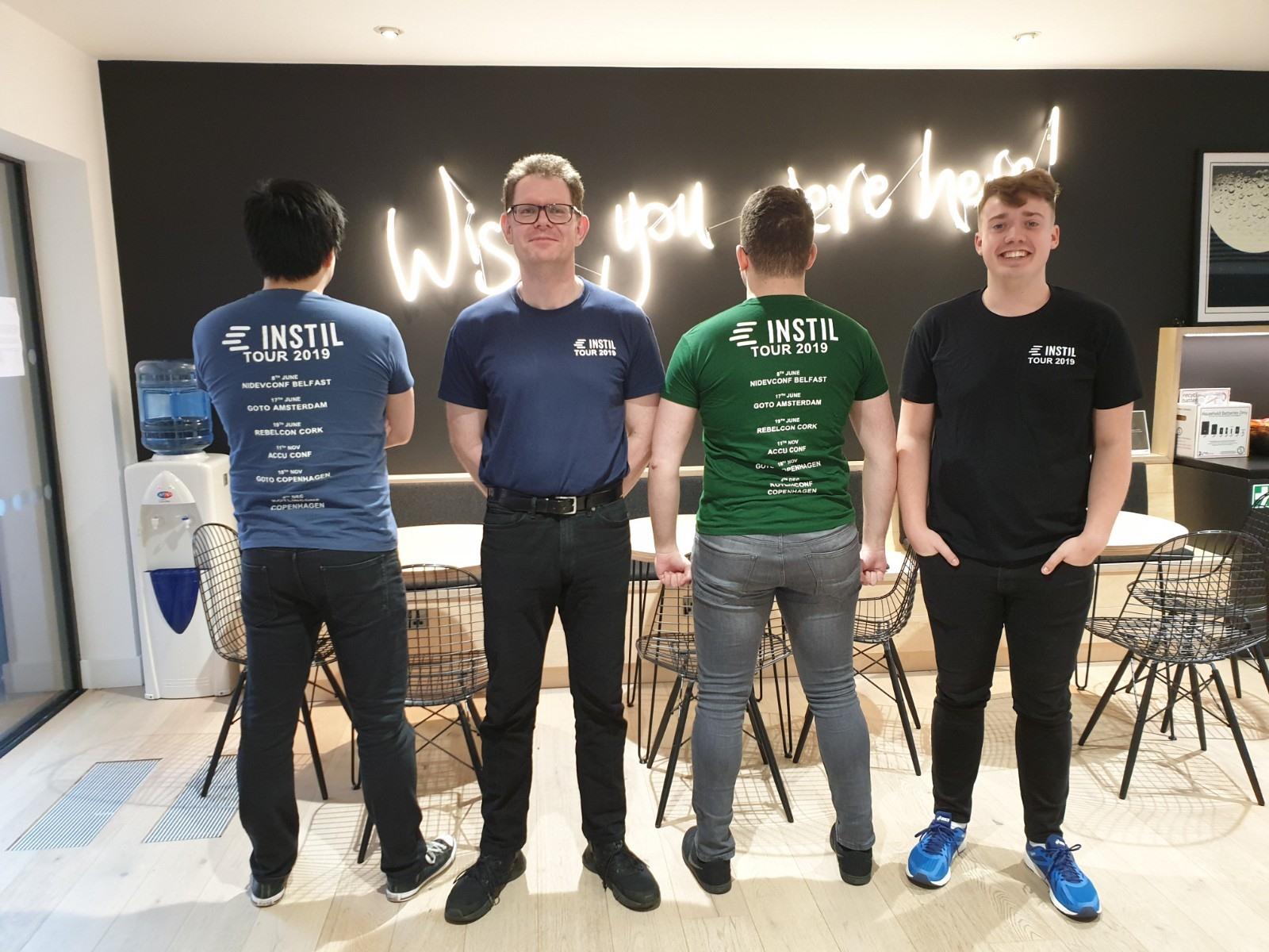 InstilOnTourTShirts