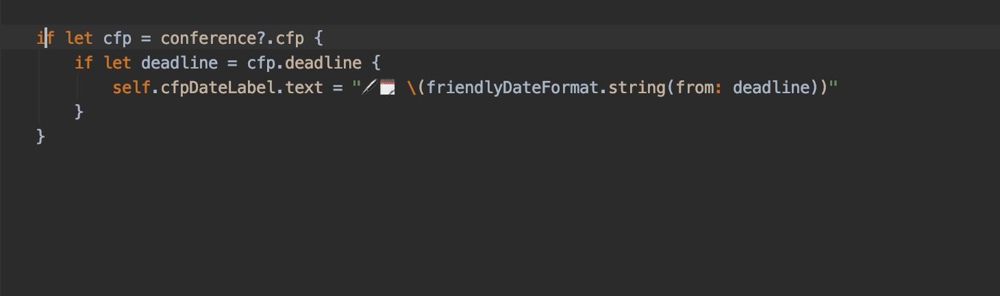Split/join nested ifs