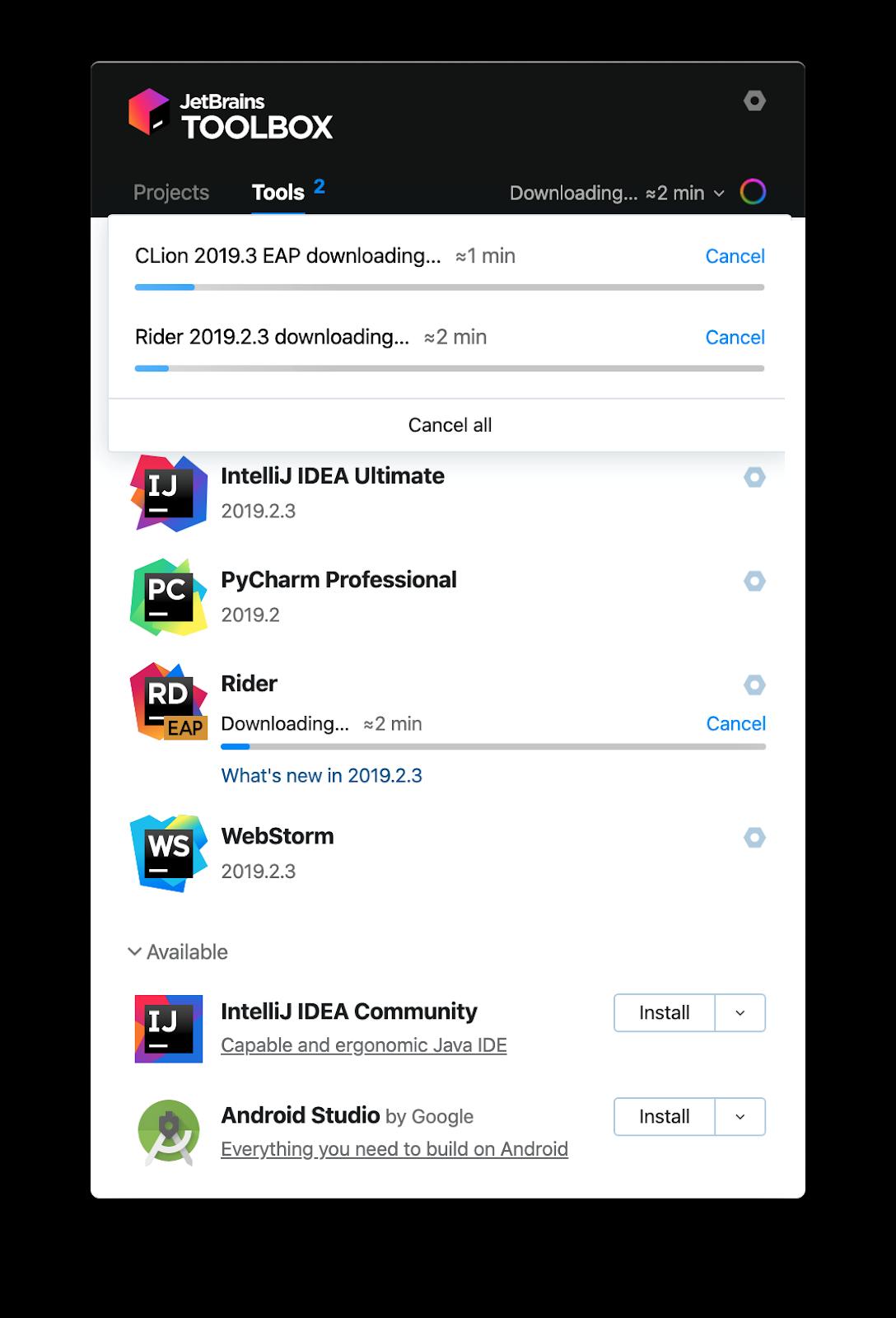 Toolbox App 1.16