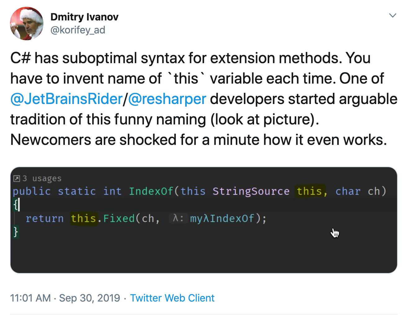 C# odd syntax