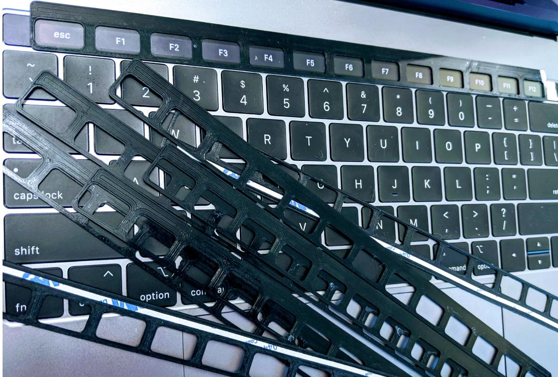 Apple push bar