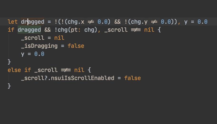 Diviser les déclarations de variables contenant plusieurs éléments