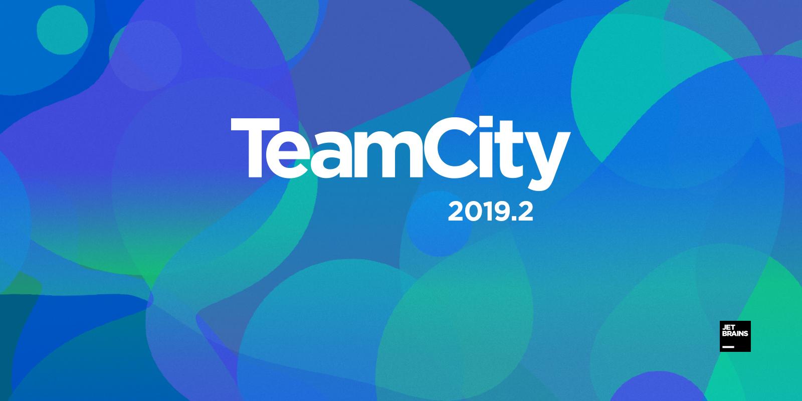 TeamCity 2019.2
