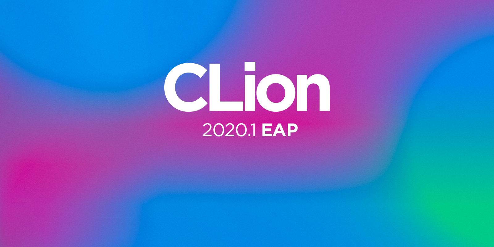 CLion EAP launched