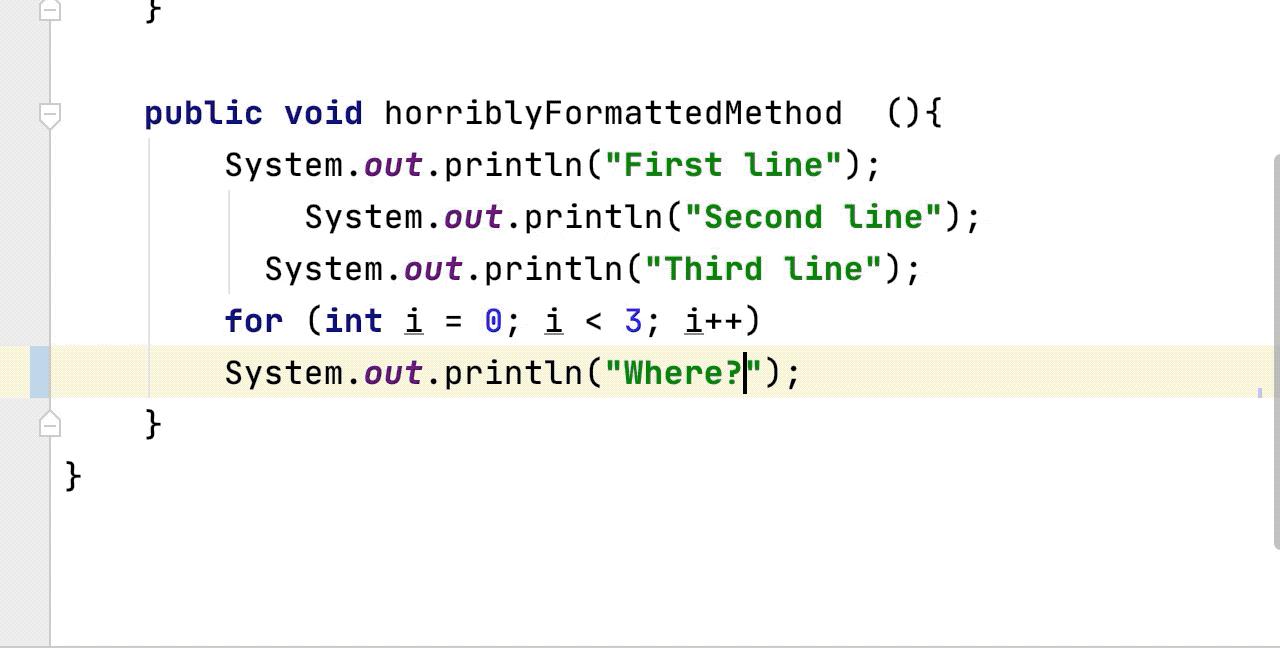 Cmd+Lの使い方を示すアニメーションGIF