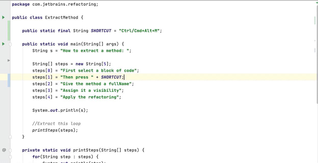 Cmd+Shift+Aの使い方を示すアニメーションGIF