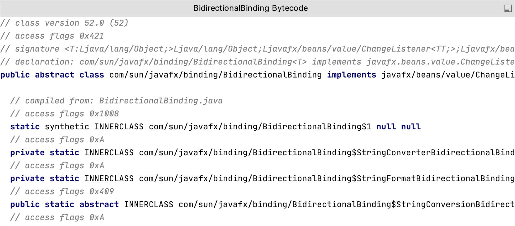 decompiler-bytecode
