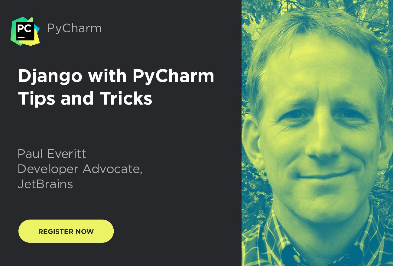 Django with PyCharm Tips and Tricks