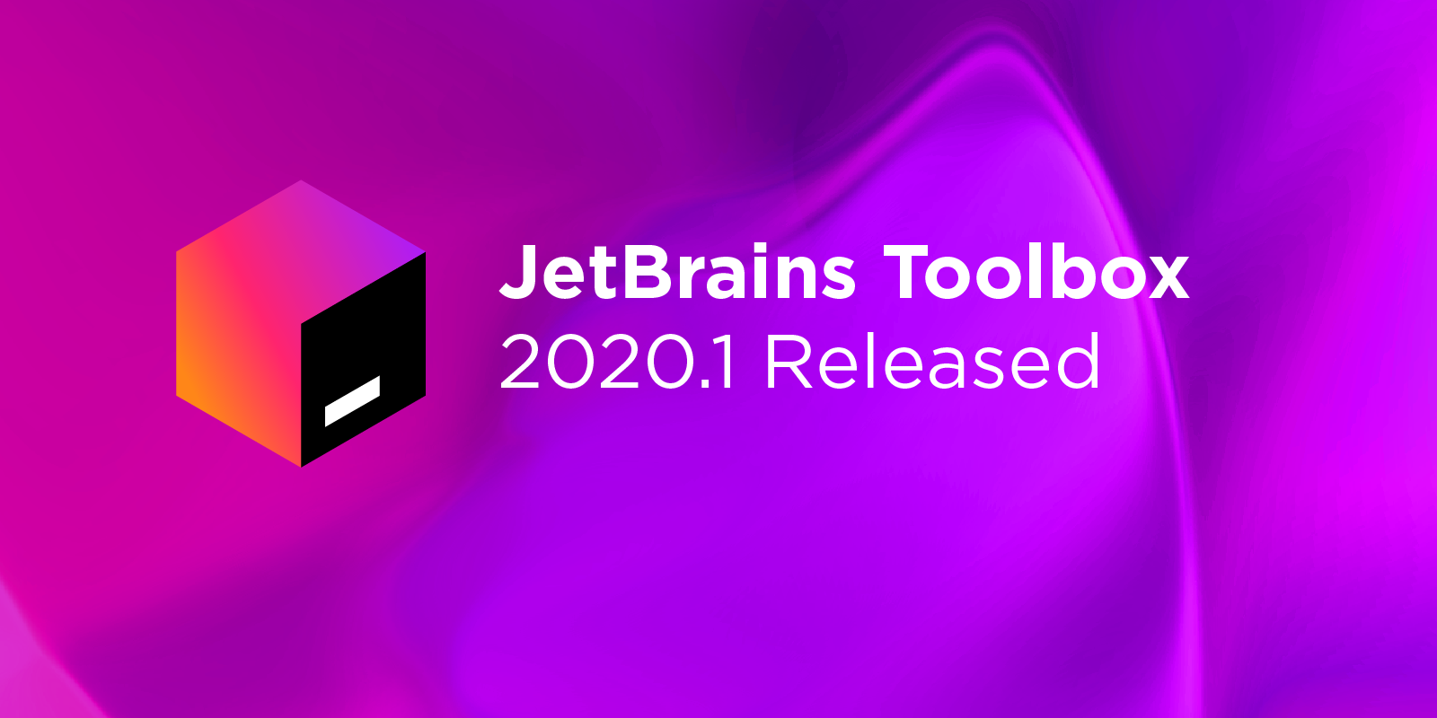 JetBrains Toolbox 2020.1