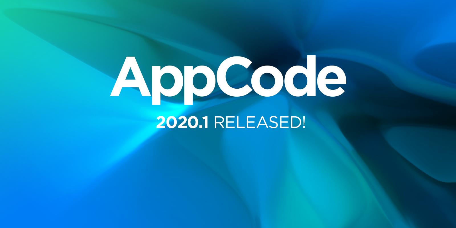 Publication d'AppCode 2020.1