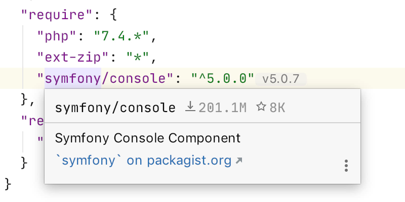 composer_package_info