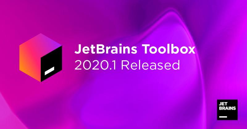 JetBrains Toolbox 2020.1