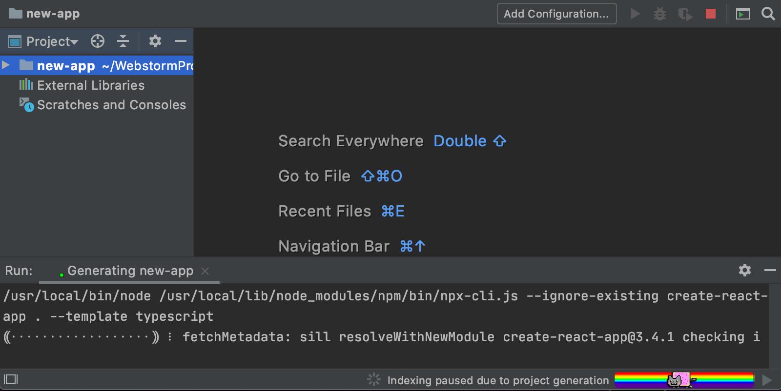 nyan-progress-bar