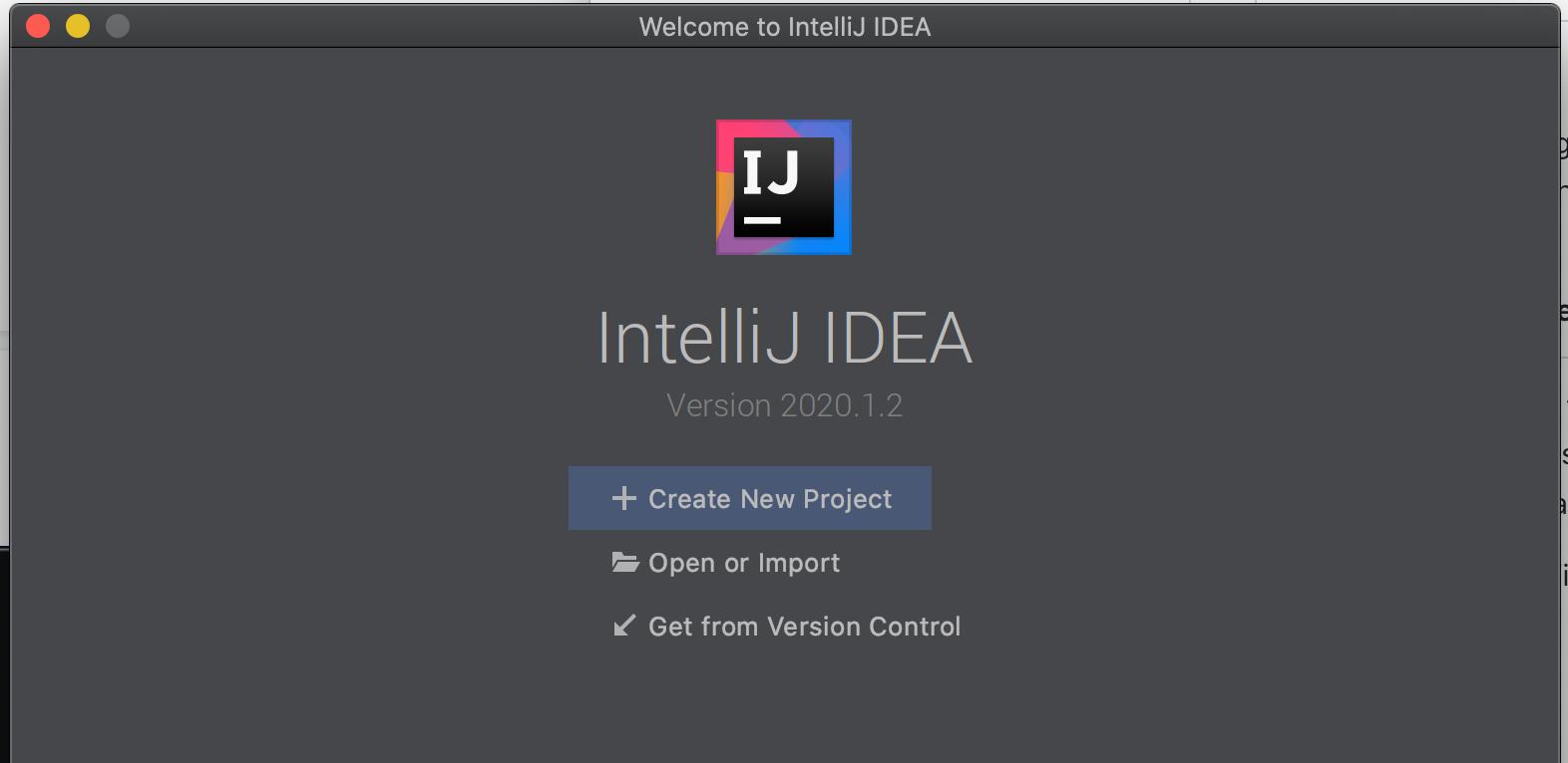 CreateNewProject
