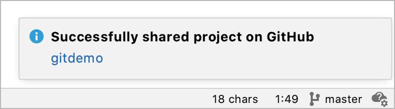 GitHub notifications