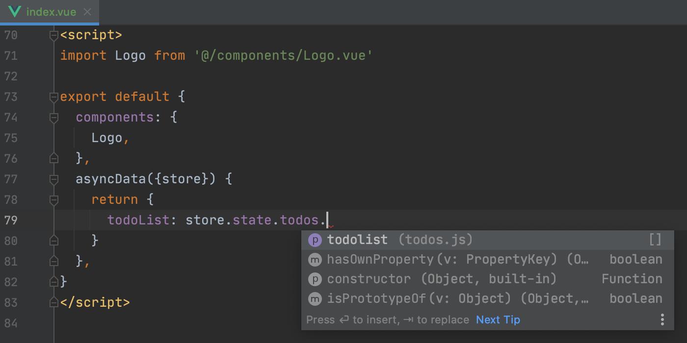 nuxt.js-completion