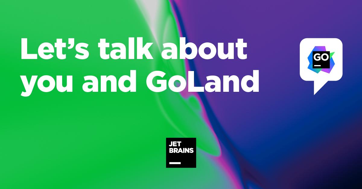 Prenez rendez-vous pour une réunion dédiée entre votre équipe et l'équipe GoLand