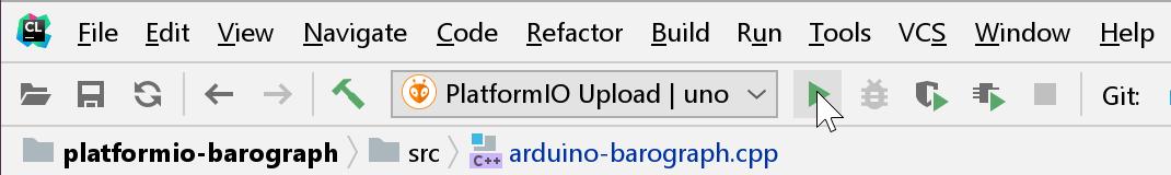 Run on Arduino