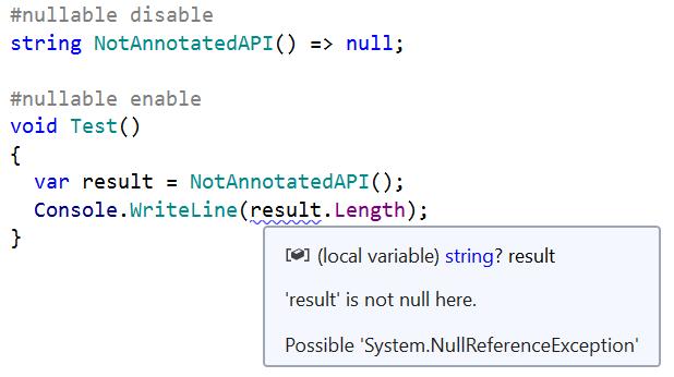 Pessimistic code analysis