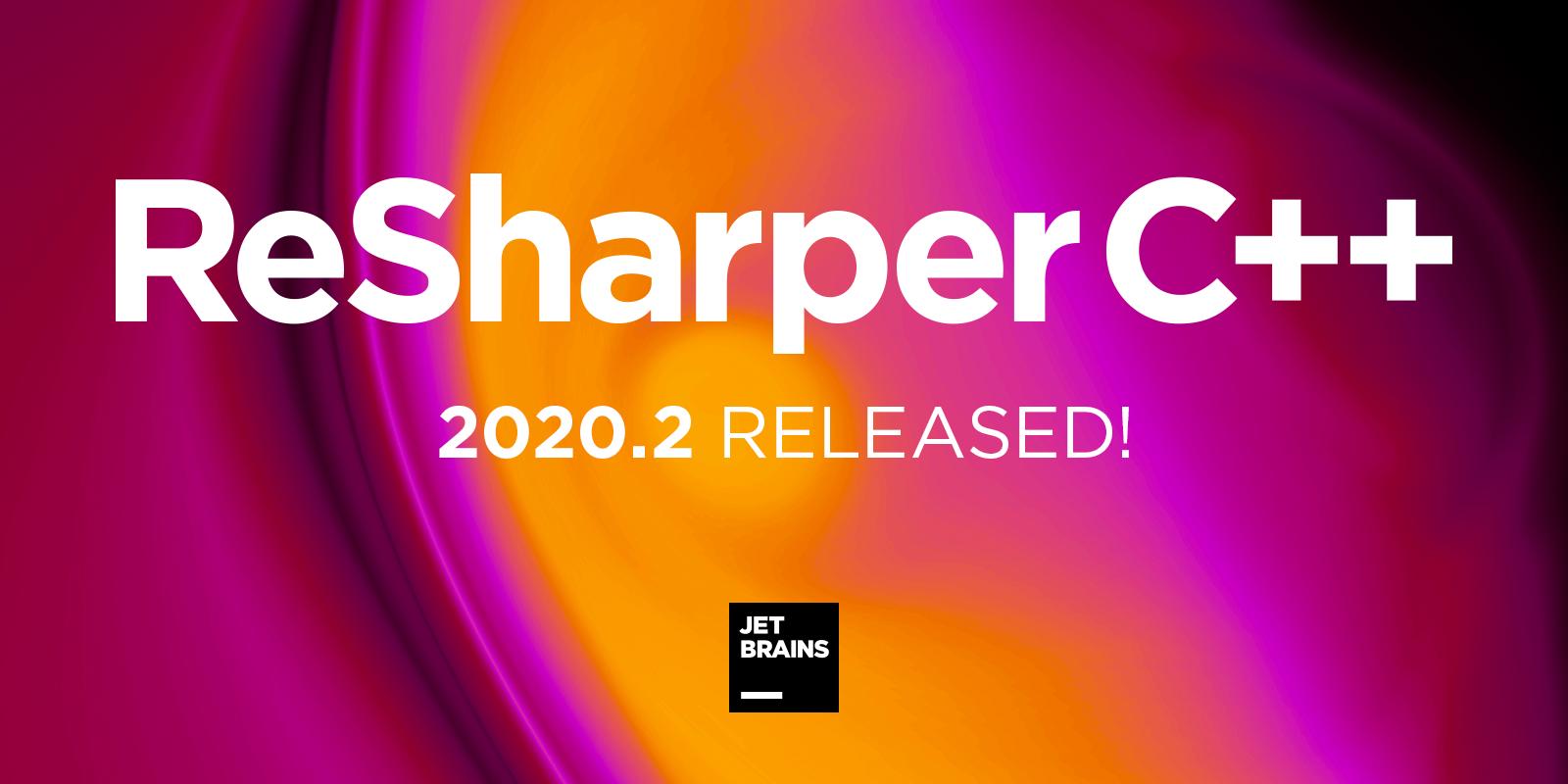 ReSharper C++ 2020.2